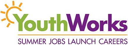 Youth Works - Summer Jobs Launch Careers Logo