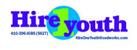 Hire One Youth logo